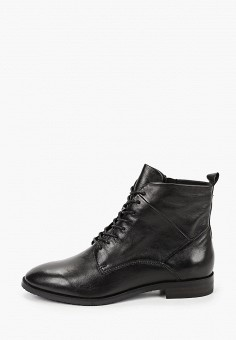 Ботинки, Caprice, цвет: черный. Артикул: CA107AWJXUP0. Обувь / Ботинки / Высокие ботинки