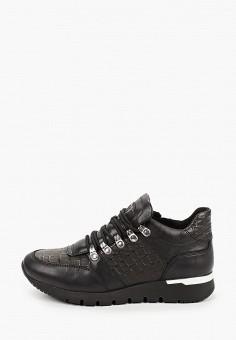 Ботинки, Caprice, цвет: черный. Артикул: CA107AWJXUP4. Обувь / Ботинки / Низкие ботинки