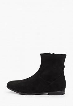 Ботинки, Caprice, цвет: черный. Артикул: CA107AWJXUR6. Обувь / Ботинки / Высокие ботинки
