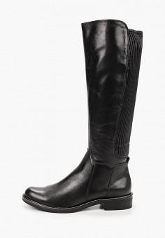 Сапоги, Caprice, цвет: черный. Артикул: CA107AWJXUU6. Обувь / Сапоги
