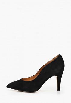 Туфли, Caprice, цвет: черный. Артикул: CA107AWKMTO1. Обувь / Туфли / Лодочки