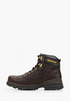 Ботинки, Caterpillar, цвет: коричневый. Артикул: CA213AMGEUA4. Обувь / Ботинки / Высокие ботинки