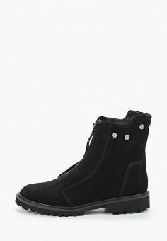 Ботинки, Calipso, цвет: черный. Артикул: CA549AWGOIM9. Обувь / Ботинки / Высокие ботинки