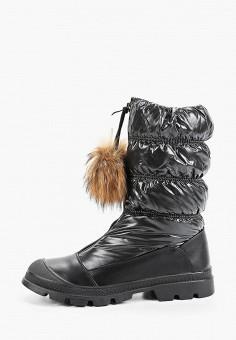 Дутики, Calipso, цвет: черный. Артикул: CA549AWHHYM8. Обувь / Сапоги / Дутики