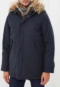 Куртка утепленная, Canadian, цвет: черный. Артикул: CA998EMBXRD2. Одежда / Верхняя одежда / Пуховики и зимние куртки / Зимние куртки