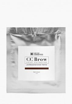 Хна для бровей, CC Brow, цвет: коричневый. Артикул: CC003LWXZJ97. Красота / Макияж
