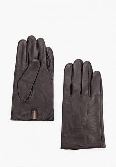 Перчатки, Celio, цвет: коричневый. Артикул: CE007DMFKEG9. Аксессуары / Перчатки и варежки