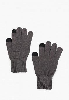 Перчатки, Celio, цвет: серый. Артикул: CE007DMFKEH0. Аксессуары / Перчатки и варежки