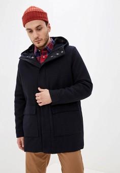 Пальто, Celio, цвет: синий. Артикул: CE007EMFKMB3. Одежда / Верхняя одежда / Пальто