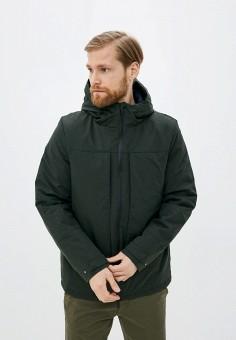Куртка, Celio, цвет: хаки. Артикул: CE007EMHNNU0. Одежда / Верхняя одежда / Демисезонные куртки