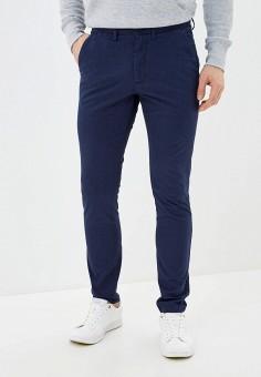 Брюки, Celio, цвет: синий. Артикул: CE007EMHNOQ5. Одежда / Брюки / Повседневные брюки