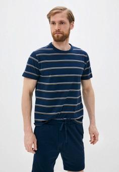Комплект домашний, Celio, цвет: синий. Артикул: CE007EMHNPG7. Одежда / Домашняя одежда