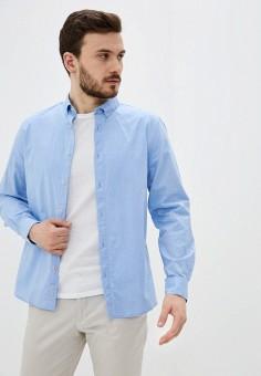 Рубашка, Celio, цвет: голубой. Артикул: CE007EMHNQL2. Одежда / Рубашки
