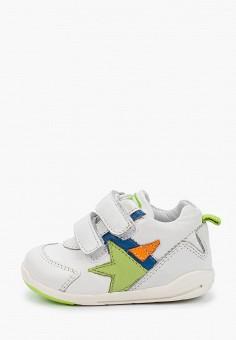 Кроссовки, Chicco, цвет: белый. Артикул: CH001ABIBJE6. Новорожденным