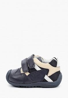 Ботинки, Chicco, цвет: синий. Артикул: CH001ABIBJY9. Мальчикам / Обувь / Ботинки