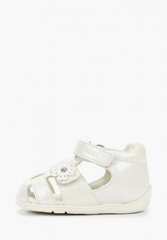 Сандалии, Chicco, цвет: белый. Артикул: CH001AGIBJH2. Новорожденным