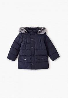 Пуховик, Chicco, цвет: синий. Артикул: CH001EBFSKD2. Мальчикам / Одежда / Верхняя одежда / Куртки и пуховики