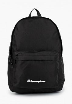 Рюкзак, Champion, цвет: черный. Артикул: CH003BUJILD0. Аксессуары / Рюкзаки