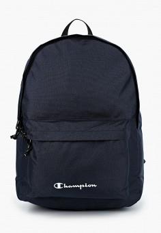 Рюкзак, Champion, цвет: синий. Артикул: CH003BUJILD1. Аксессуары / Рюкзаки