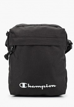 Сумка, Champion, цвет: черный. Артикул: CH003BUJILE1. Аксессуары / Сумки