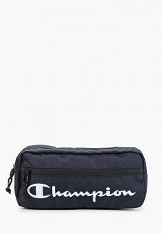 Сумка поясная, Champion, цвет: синий. Артикул: CH003BUJILF1. Аксессуары