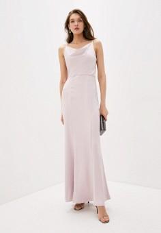 Платье, Chi Chi London, цвет: розовый. Артикул: CH041EWIPHA6. Одежда / Платья и сарафаны / Вечерние платья