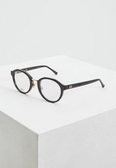 Оправа, Christian Dior, цвет: черный. Артикул: CH587DWFDAC5. Аксессуары