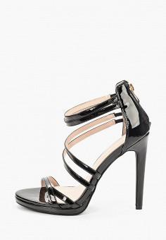 Босоножки, Ciaodea, цвет: черный. Артикул: CI016AWJCRF1. Обувь / Босоножки