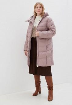 Куртка утепленная, Clasna, цвет: розовый. Артикул: CL016EWGTBY6.