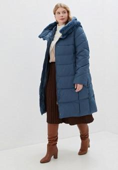 Куртка утепленная, Clasna, цвет: синий. Артикул: CL016EWGTBZ1.