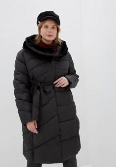 Куртка утепленная, Clasna, цвет: черный. Артикул: CL016EWGTBZ3.
