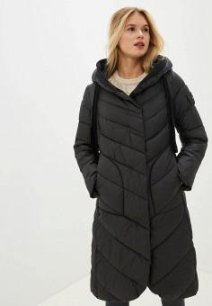 Куртка утепленная, Clasna, цвет: черный. Артикул: CL016EWGTBZ9.