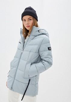 Куртка утепленная, Clasna, цвет: голубой. Артикул: CL016EWGTCC8.