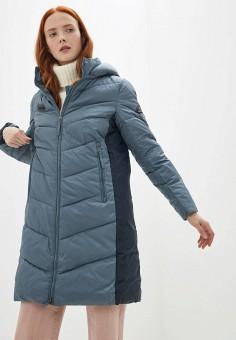 Куртка утепленная, Clasna, цвет: серый. Артикул: CL016EWGTCE2.