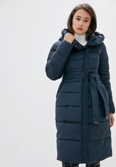 Куртка утепленная, Clasna, цвет: синий. Артикул: CL016EWGTCH7.