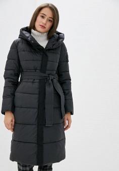 Куртка утепленная, Clasna, цвет: черный. Артикул: CL016EWGTCH8.