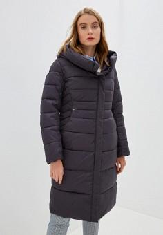 Куртка утепленная, Clasna, цвет: серый. Артикул: CL016EWGTCH9.