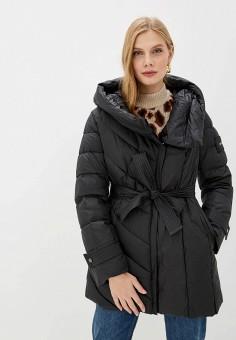 Куртка утепленная, Clasna, цвет: черный. Артикул: CL016EWGTCJ1.