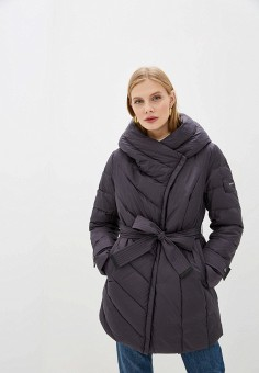 Куртка утепленная, Clasna, цвет: серый. Артикул: CL016EWGTCJ2.