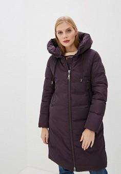 Куртка утепленная, Clasna, цвет: фиолетовый. Артикул: CL016EWGTCL8.
