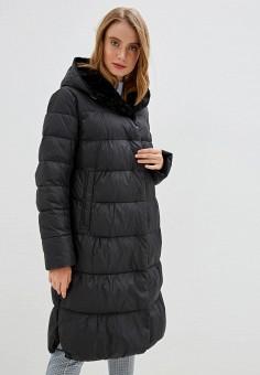 Куртка утепленная, Clasna, цвет: черный. Артикул: CL016EWGTCM0.