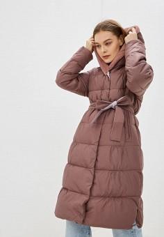 Куртка утепленная, Clasna, цвет: розовый. Артикул: CL016EWGTCM2.