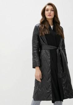 Куртка утепленная, Clasna, цвет: черный. Артикул: CL016EWIQOE0.