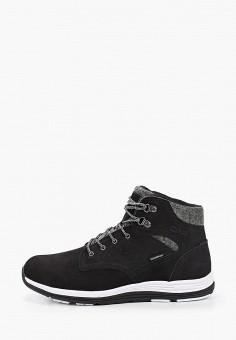 Ботинки, CMP, цвет: черный. Артикул: CM001AMGSEX2. Обувь / Ботинки / Высокие ботинки