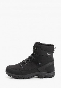 Ботинки, CMP, цвет: черный. Артикул: CM001AMGSEY2. Обувь / Ботинки