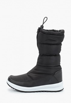 Дутики, CMP, цвет: черный. Артикул: CM001AWGSEZ0. Обувь / Сапоги / Дутики