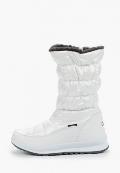 Дутики, CMP, цвет: белый. Артикул: CM001AWGSEZ1. Обувь / Сапоги / Дутики