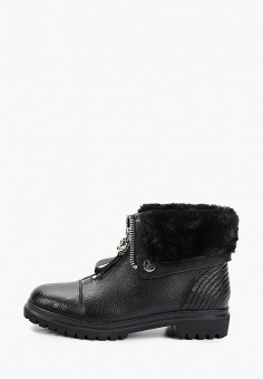 Ботинки, Covani, цвет: черный. Артикул: CO012AWGBIX1. Обувь / Ботинки