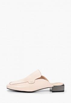 Мюли, Covani, цвет: розовый. Артикул: CO012AWIVPW9. Обувь / Сабо и мюли