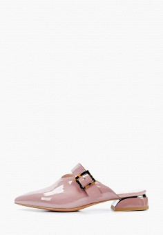 Мюли, Covani, цвет: розовый. Артикул: CO012AWIVPZ3. Обувь / Сабо и мюли
